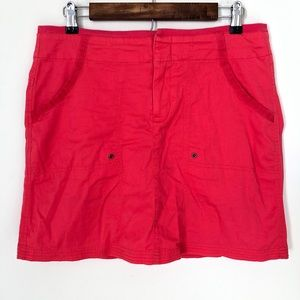 Athleta Sonora Skort Watermelon Size 8 Pre-Owned